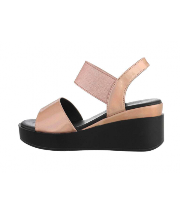 Dámské sandály béžové 3193