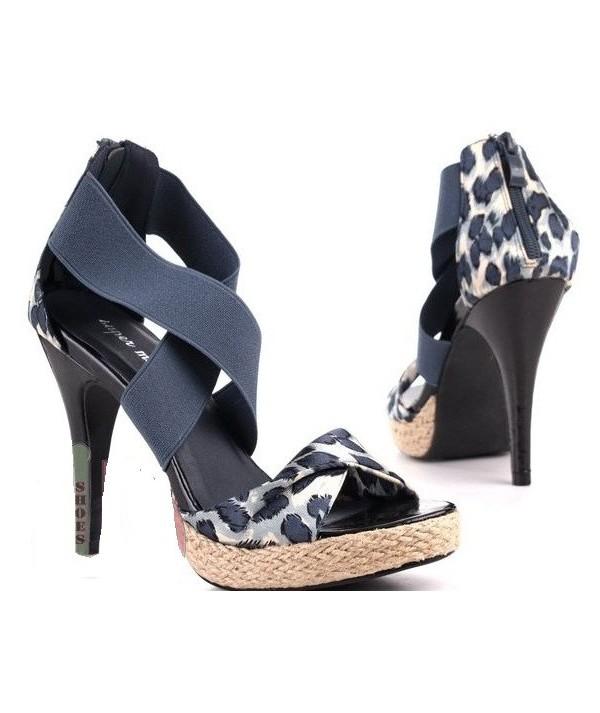 Dámské elegantní sandály,...
