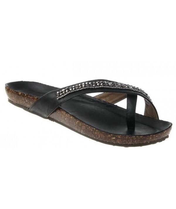 Pohodlné dámské pantofle...