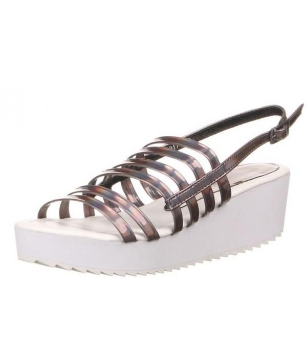 Dámské sandály bronzové...